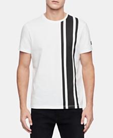 Calvin Klein Men's Stripe T-Shirt