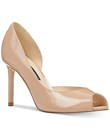 Nine West Women's Chance D'Orsay Pumps