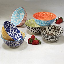 Chelsea Bowls Set of 6