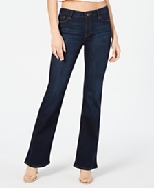 M1858 Amy Mid-Rise Bootcut Jeans, Created for Macy's