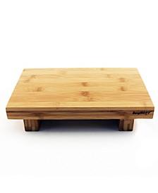 """10.5"""" Bamboo Sushi Tray"""