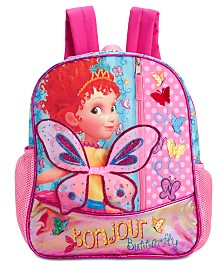 Accessory Innovations Little & Big Girls Fancy Nancy Backpack