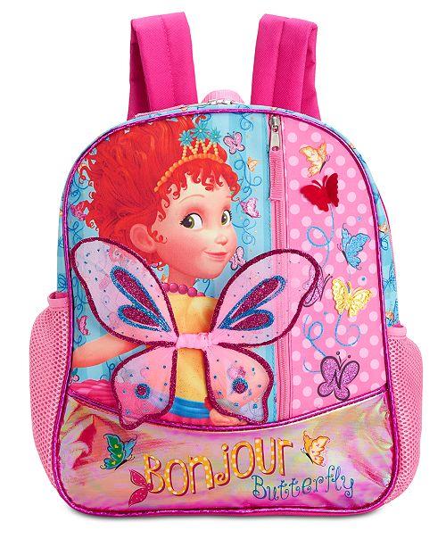 Accessory Innovations Little & Big Girls Fancy Nancy Backpack