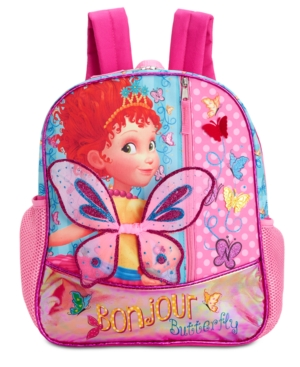 Image of Accessory Innovations Little & Big Girls Fancy Nancy Backpack