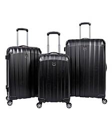 Laser 2.0 3-Pc Hardside Luggage Set, Created for Macy's