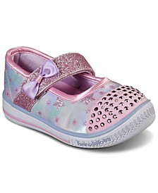 Toddler Girls' Twinkle Toes: Twinkle Play - Starry Spark Light Up Casual Shoes from Finish Line