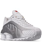 the best attitude 29fb5 5d22c Nike Women s Shox R4 Casual Sneakers from Finish Line