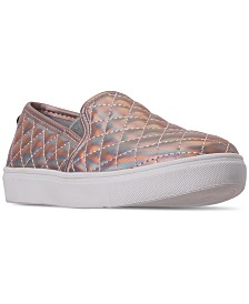Steve Madden Little Girls' JECNTRCQ Slip-On Casual Sneakers from Finish Line