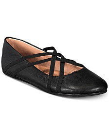 Gentle Souls by Kenneth Cole Women's Bay Braid Flats