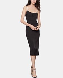 BCBGeneration Satin Slip Dress