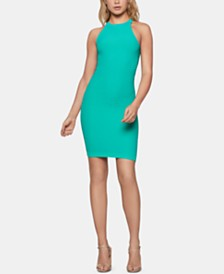 BCBGeneration Textured Bodycon Dress