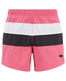BOSS Men's Colorblocked Swim Shorts
