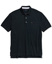 Men's Ivy Polo Shirt with Magnetic Closures