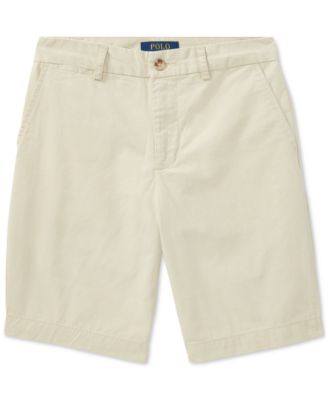 Polo Ralph Lauren Baby Boys Big Pony Shorts Sand