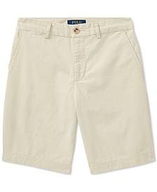 폴로 랄프로렌 보이즈 반바지 Polo Ralph Lauren Big Boys Straight Fit Chino Shorts