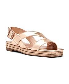 Lenore Flatform Sandals