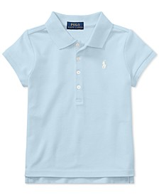 Polo Little Girls Shirt