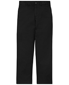 Big Boys Slim Fit Cotton Chino Pants