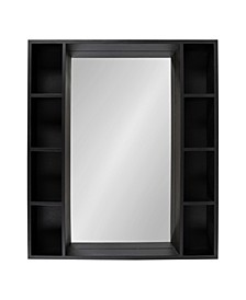 Kieren Display Shelf Wall Mirror