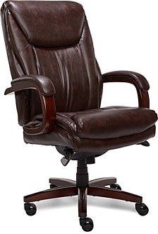 Edmonton Big and Tall Executive Office Chair, Quick Ship