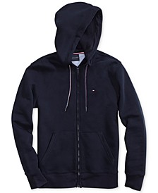 Men's Plains Hoodie with Magnetic Zipper