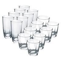 Luminarc 16-Pc Glassware Set