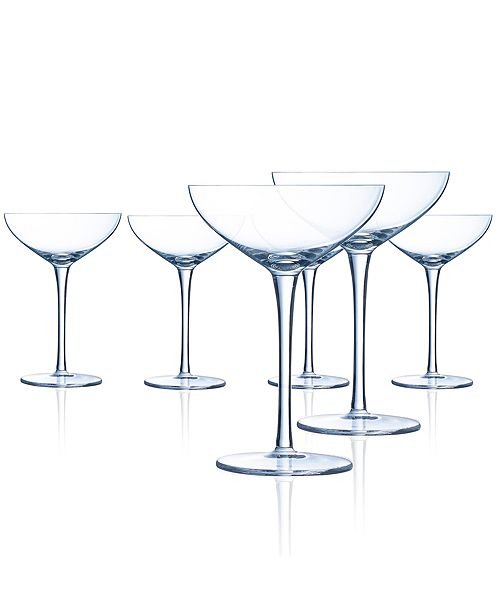 Chef & Sommelier Domaine Martini Glass - Set of 6