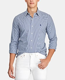 Polo Ralph Lauren Men's Big & Tall Classic-Fit Performance Shirt