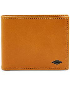 Fossil Men's Ryan Leather Wallet