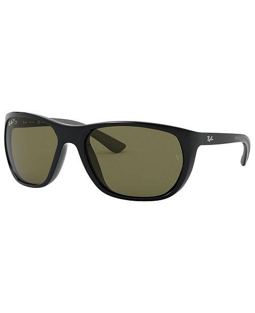 Ray-Ban Polarized Sunglasses, RB4307 61