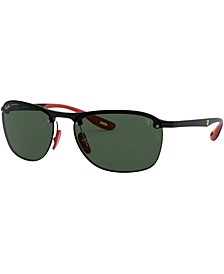 Sunglasses, RB4302M 62