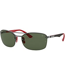 Sunglasses, RB3617M 63