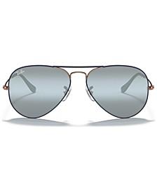 Sunglasses, RB3025 58