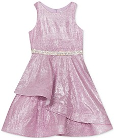 Toddler Girls Mermaid Glitter Dress