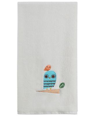 """Towels, Give A Hoot 27"""" x 52"""" Bath Towel"""