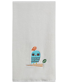 "Creative Bath Towels, Give A Hoot 27"" x 52"" Bath Towel"