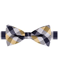 Tommy Hilfiger Toddler, Little & Big Boys Martin Gingham Pre-Tied Bow Tie