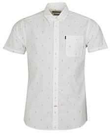 Men's Parrot Print Shirt