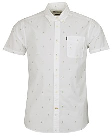 Barbour Men's Parrot Print Shirt