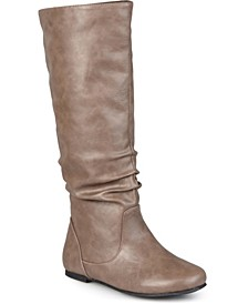 Women's Wide Calf Jayne Boot