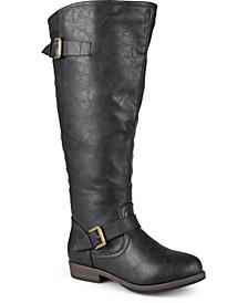 Women's Extra Wide Calf Spokane Boot