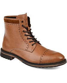 Men's Briggs Cap Toe Boot