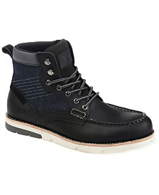 Territory Men's Mack Moc Toe Ankle Boot