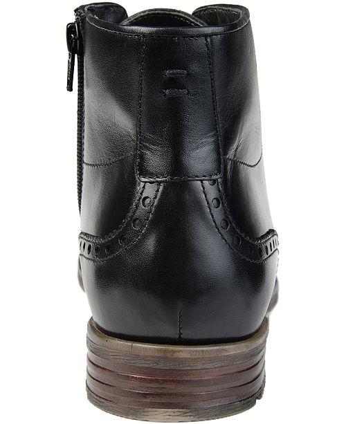 42b02bf5936 Men's Ryker Wingtip Boot