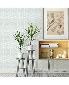"""Billie Geometric Wallpaper - 396"""" x 20.5"""" x 0.025"""""""