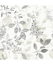 """Gossamer Botanical Wallpaper - 396"""" x 20.5"""" x 0.025"""""""