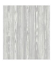 """Illusion Wood Wallpaper - 396"""" x 20.5"""" x 0.025"""""""