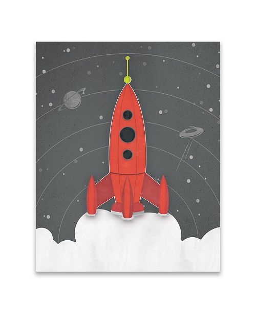 Artissimo Designs Space Rocket Launch