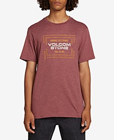 Men's Stone Embrace Logo T-Shirt