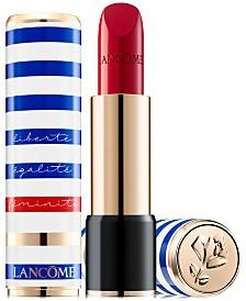 Lancôme Limited Edition L'Absolu Rouge Liberté, Egalité, Femininité Hydrating Lip Color